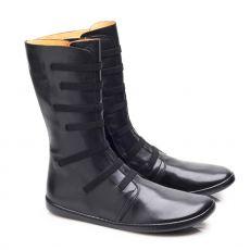 ZAQQ ATTRAQT stretch nappa Black boots | 41