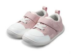 Sneakers Little blue lamb Pastel pink | 18.5, 21