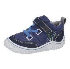 Wool barefoot shoes RICOSTA Filou M nautic 17218-174 | 20, 21, 22, 23, 24, 25, 26