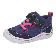 Wool barefoot shoes RICOSTA Filou M nautic/pop 17218-184 | 20, 21, 22, 23, 24, 25, 26
