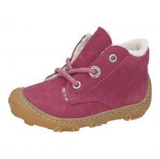 Winter barefoot boots RICOSTA Colin fuchsia W 15311-364 | 21, 22, 23, 24