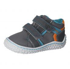 Winter barefoot boots RICOSTA Lion M graphite / grigio 17219-454 | 20, 21, 22, 23, 24, 25, 26