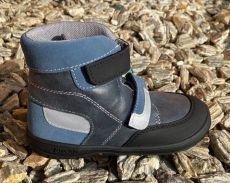 Jonap barefoot shoes FALCO dark blue SLIM | 23, 24, 25, 26, 27, 28, 29, 30