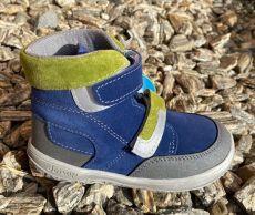 Jonap barefoot shoes FALCO blue-green SLIM | 23, 24, 26, 27, 28, 29, 30