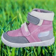 Jonap barefoot shoes FALCO pink | 23, 24, 25, 26, 27, 28, 29, 30