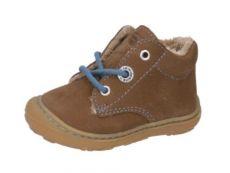 Winter barefoot boots RICOSTA Corany W hazel / jeans 12312-274 | 20, 21, 22, 23, 24