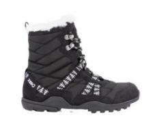 Winter barefoot boots XERO SHOES ALPINE W Black