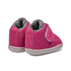 Barefoot Little Blue Lamb Biga dark pink bosá