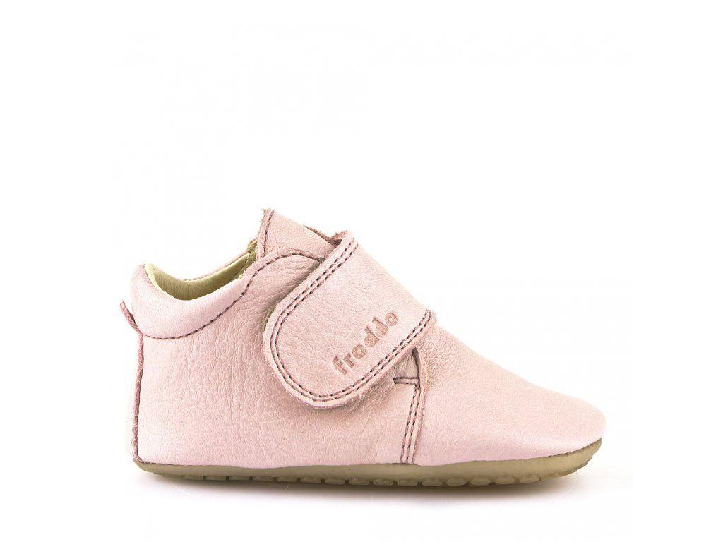 Barefoot Froddo prewalkers růžová bosá