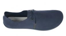 Barefoot Vivobarefoot RIF M Eco Suede Navy bosá