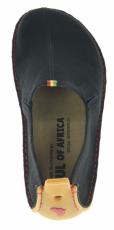 Barefoot Vivobarefoot ABABAMCanvasBlack bosá