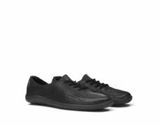 Barefoot Vivobarefoot MIA J Leather Black bosá