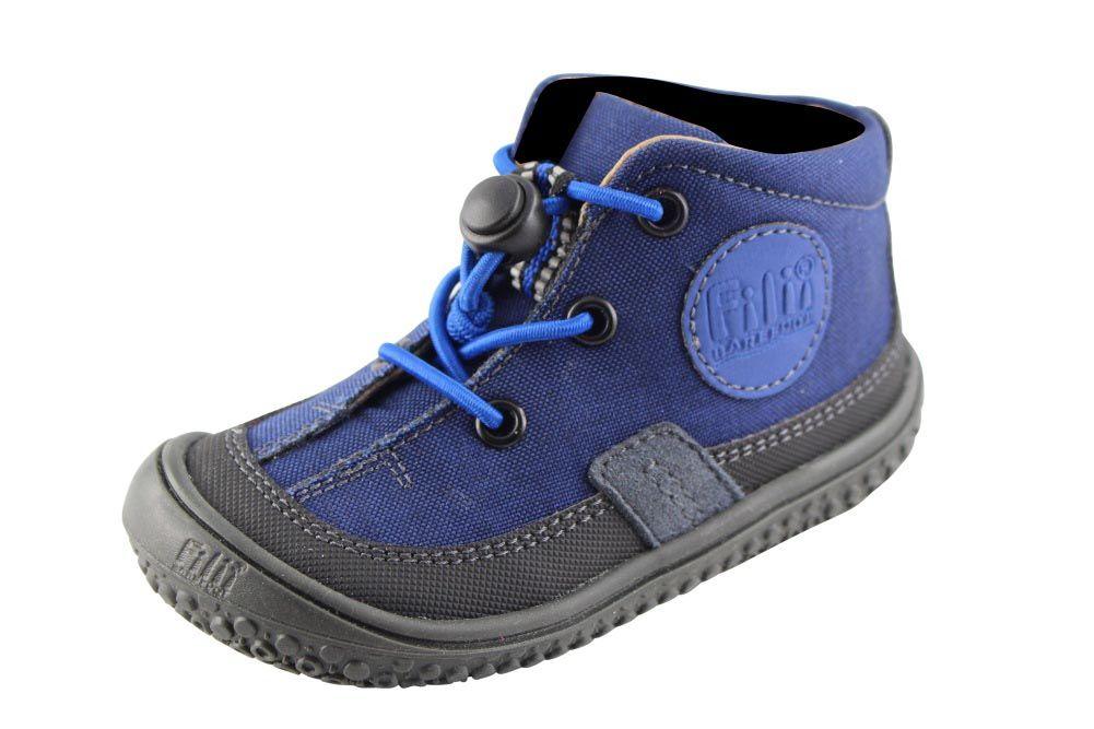 Barefoot Filii barefoot - VEGAN MAMBA TEX Fleece Blau M bosá