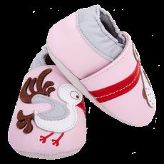 Barefoot Capáčky Lait et Miel čáp růžové bosá