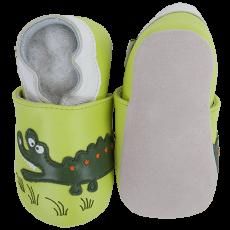 Barefoot Capáčky Lait et Miel krokodýl bosá