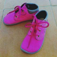 Barefoot FARE BARE dětské celoroční boty 5221251 bosá