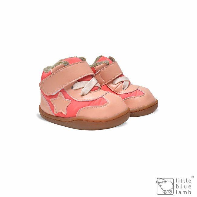 Barefoot Little Blue Lamb Barbie pink bosá