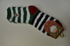 Barefoot Termo ponožky vánoční - dámské bosá