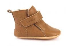 Winter barefoot boots