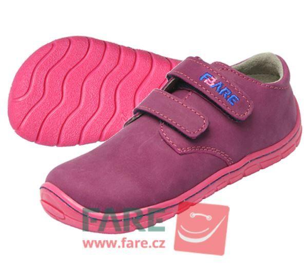 Barefoot FARE BARE dětské celoroční boty 5113291 bosá