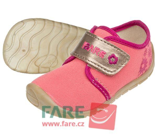 Barefoot FARE BARE DĚTSKÉ TENISKY 5011491 bosá