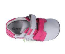Barefoot Protetika pony grey - celoroční botky bosá