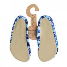 Barefoot Slipstop BLUE SHARKS bosá